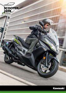 kawasaki scooter motos salarich