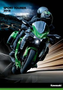 kawasaki sport touring motos salarich