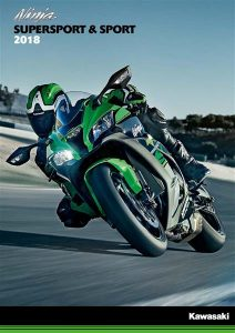 kawasaki supersport motos salarich