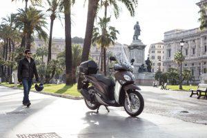 SALARICH YAMAHA MOTOS BARCELONA URBAN MOBILITY