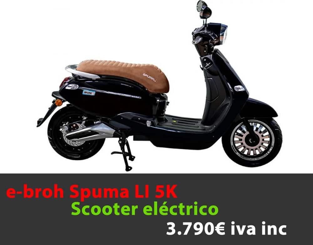 e-broh SPUMA LI 5K 3.790€ iva inc