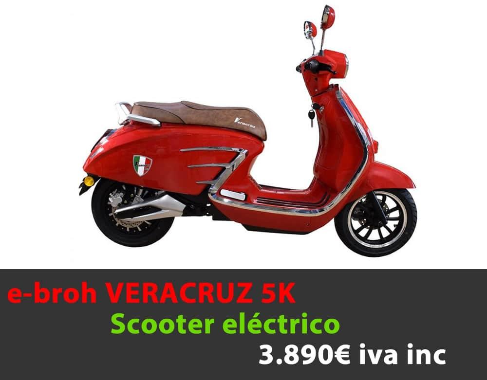 e-broh Veracruz 5K 3.890€ iva inc