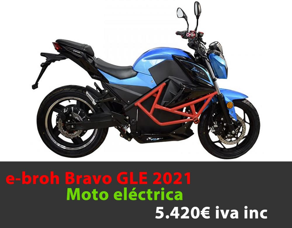 e-broh Bravo GLE 2021 5.420€ iva inc
