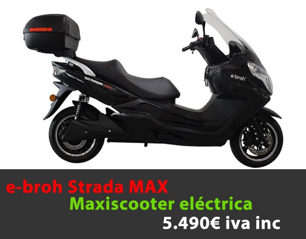 e-broh Strada MAX 5.490€ iva inc